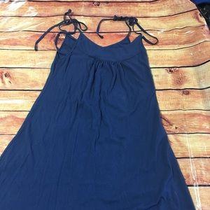 Blue LA Made dress medium